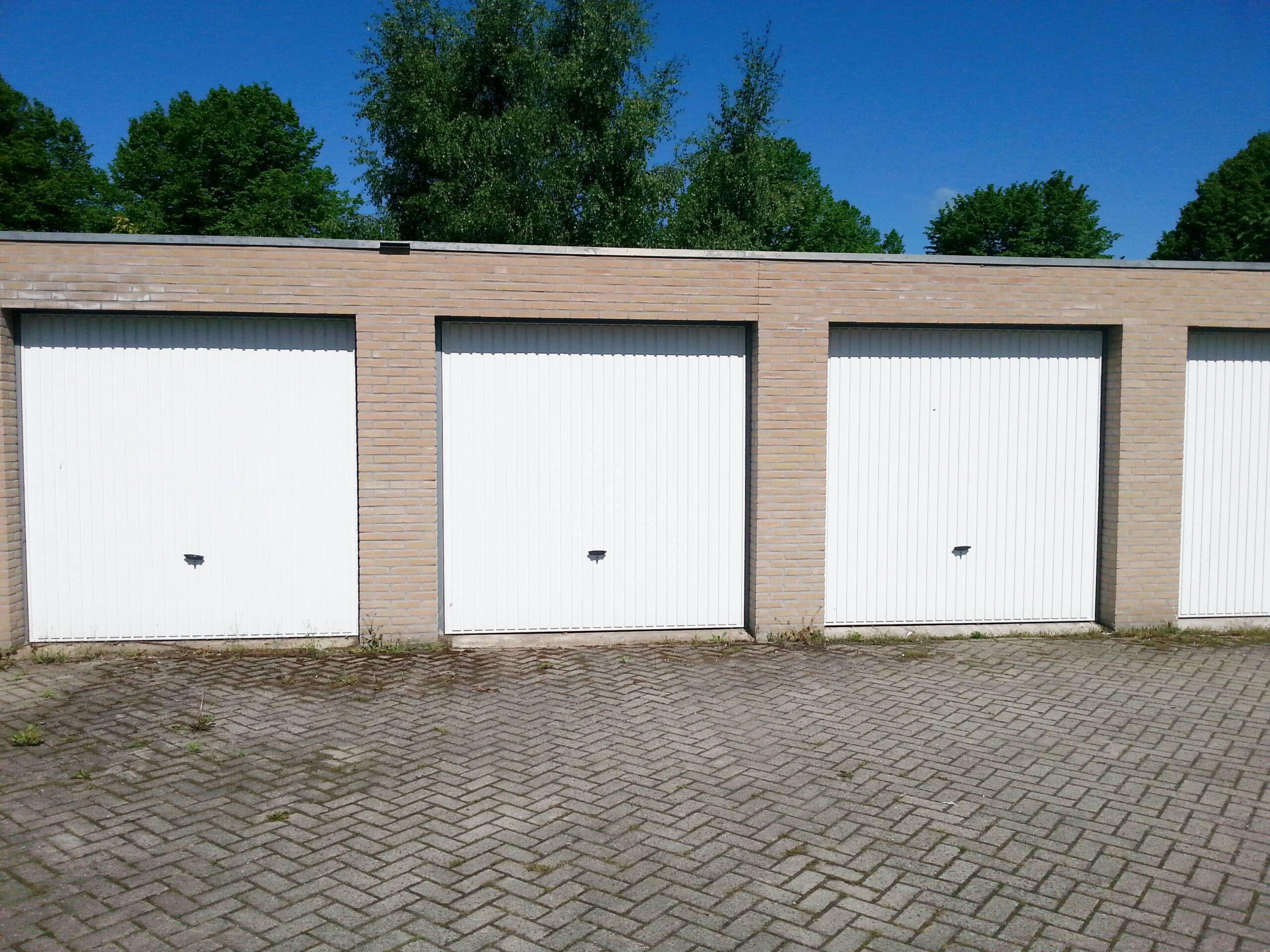 garagebox te huur hoofddorp